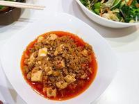 麻婆豆腐簡易版