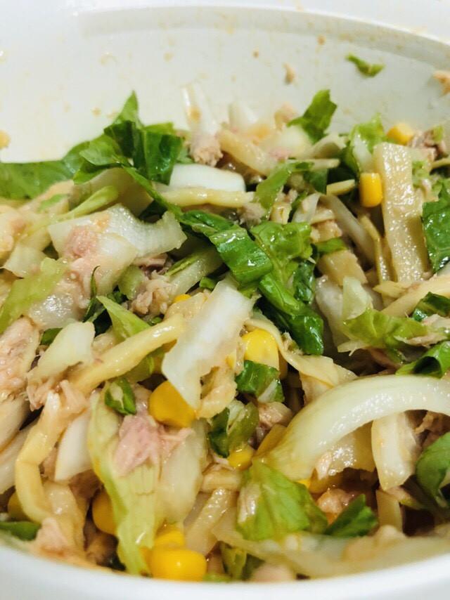 中式沙拉吧🥗