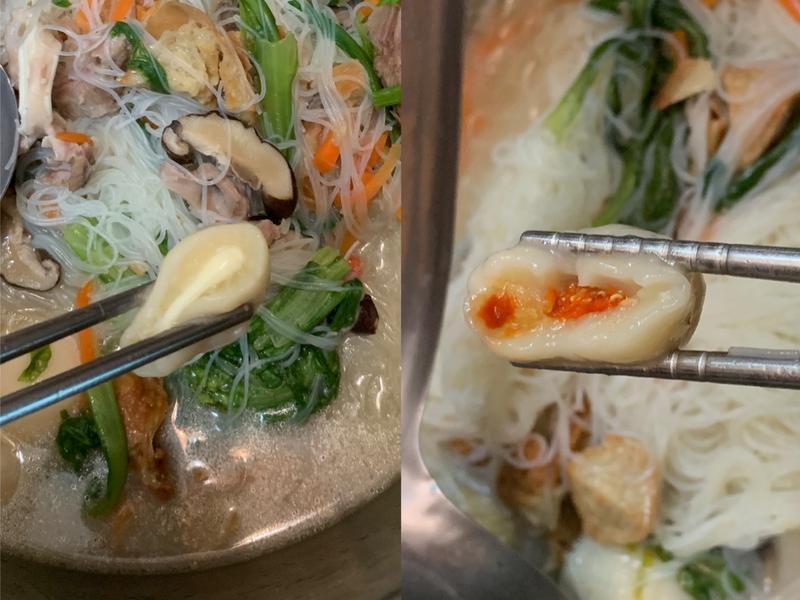 枸杞起司豆腐湯圓🥣