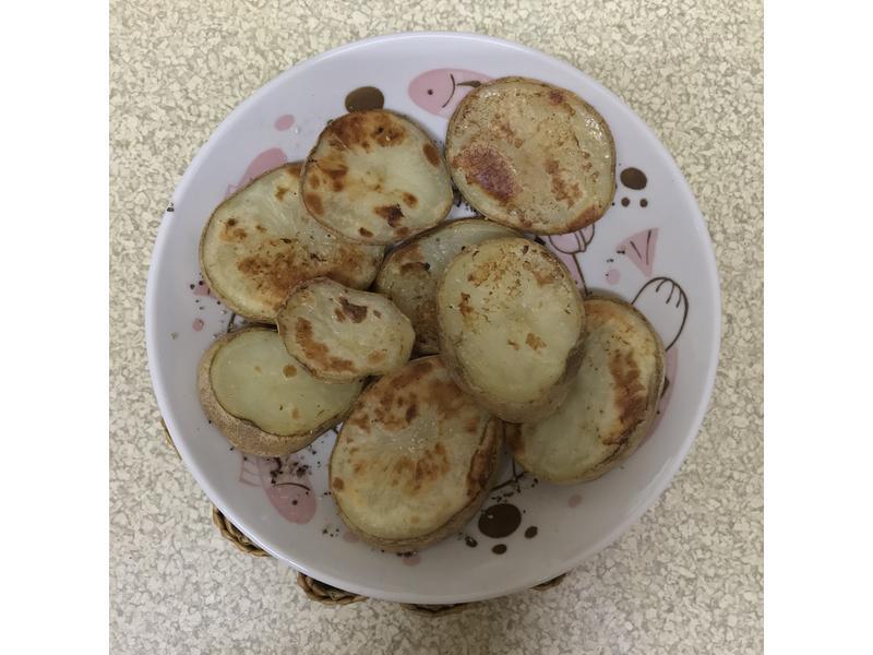 萬用鍋 懶人烤馬鈴薯🥔