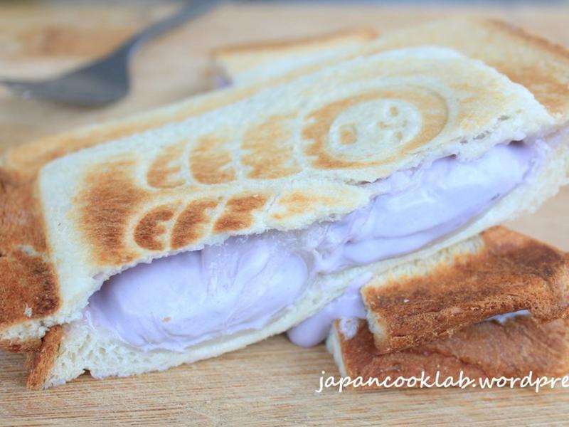 雪見麻糬熱三明治