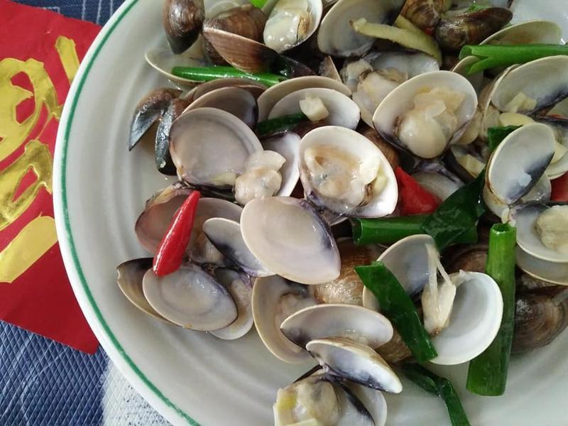 清炒蛤蜊【豆豆愛的料理】