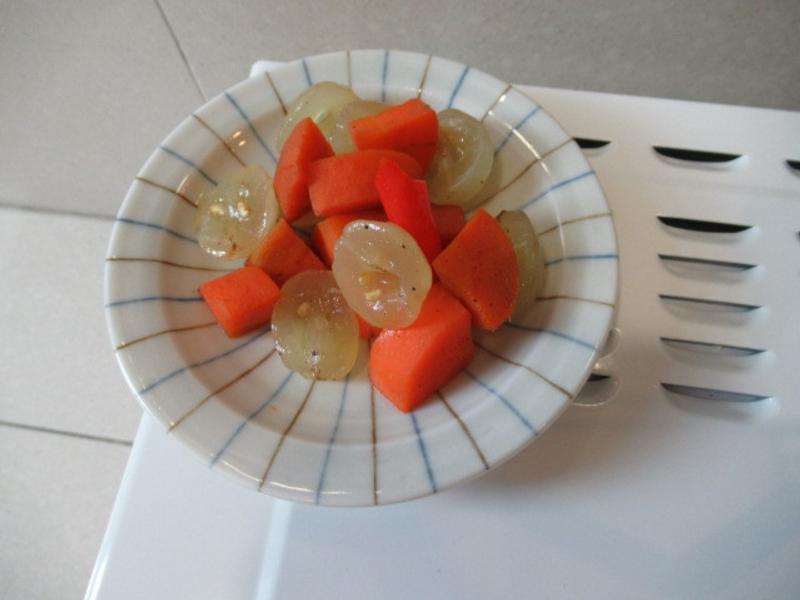 紅蘿蔔葡萄
