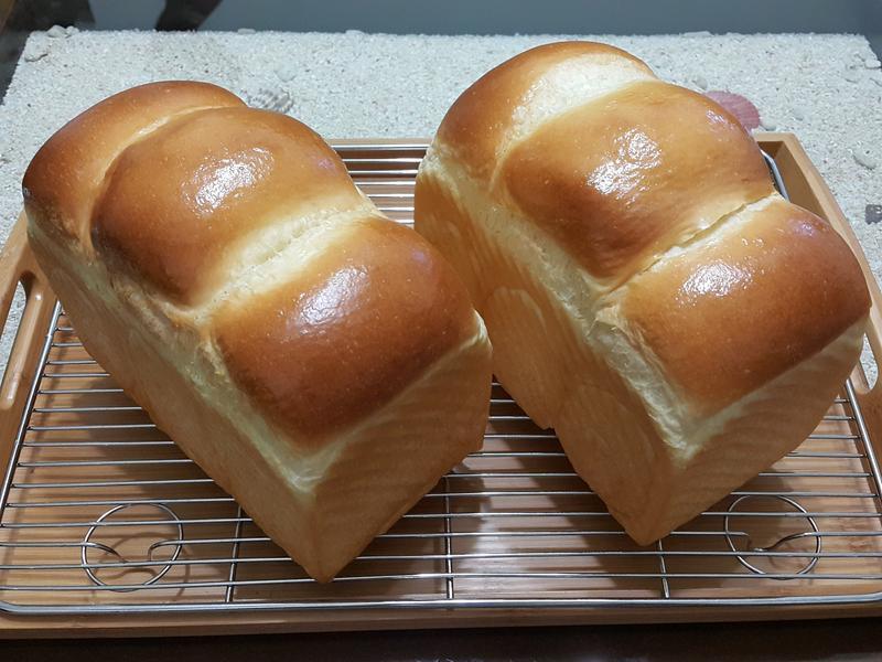 雞蛋鮮奶吐司~BMT2000麵包機