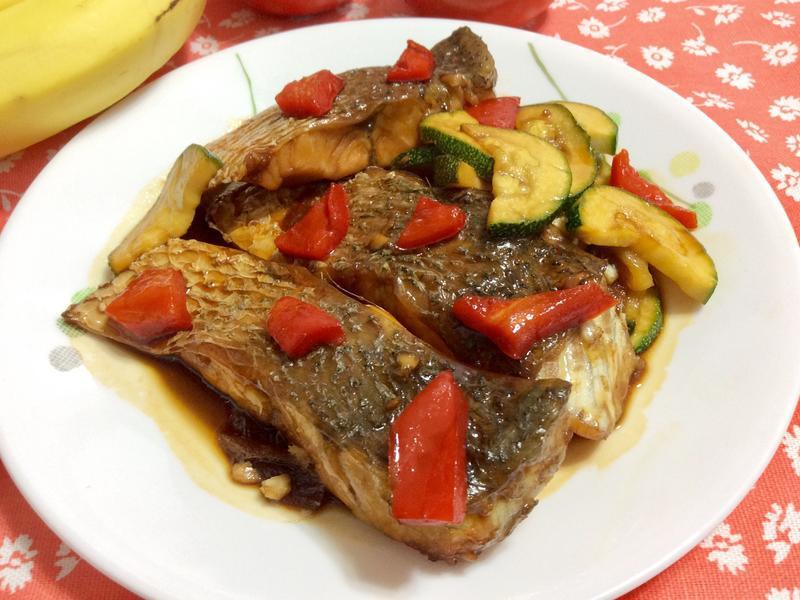 lanni 佃煮鱸魚