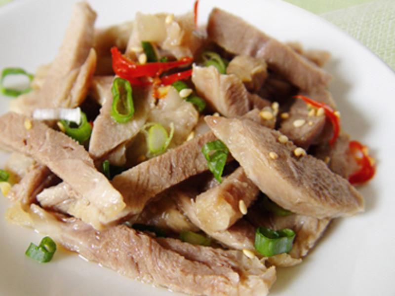 【厚生廚房】涼拌腱子肉