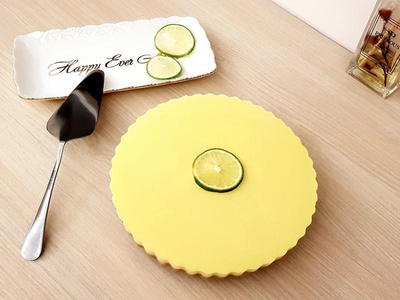 《檸檬塔》法式經典甜點