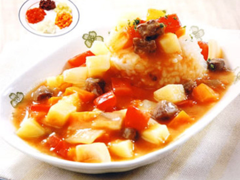 豐胸食譜:牡蠣蓋飯