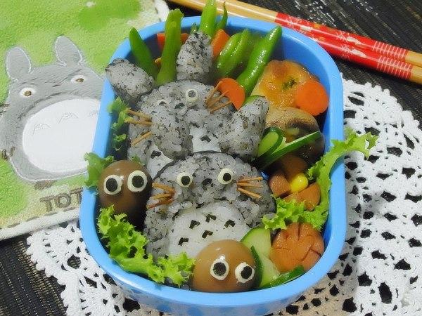 龍貓御飯糰