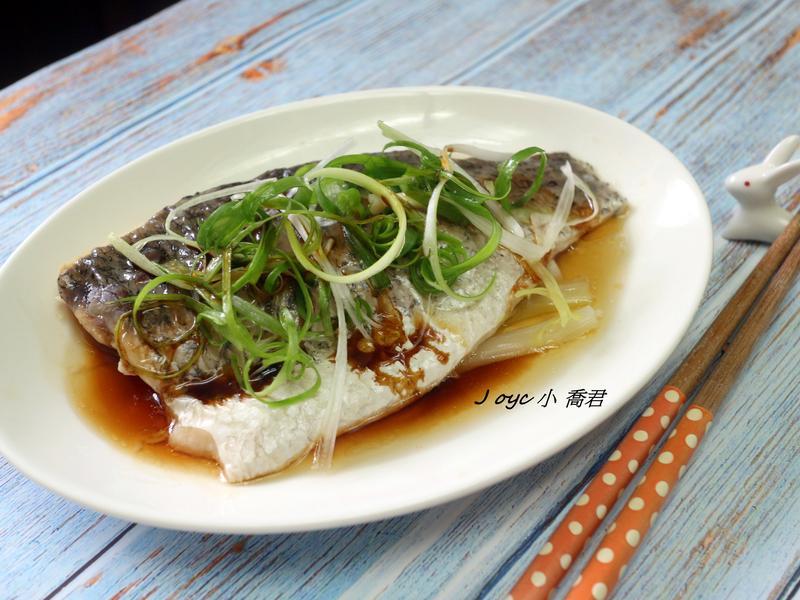 清蒸鱸魚片