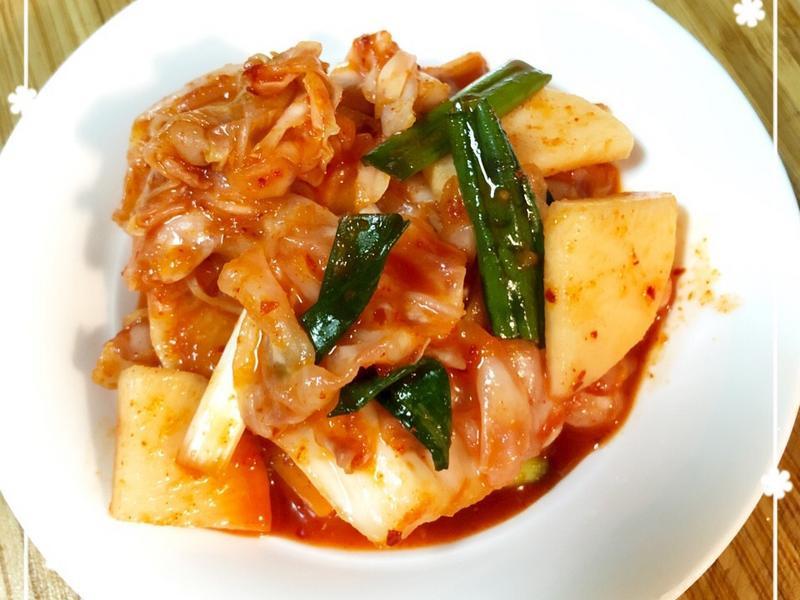 開胃韓式泡菜