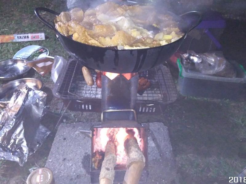 胖閣的深夜食堂:柴燒白菜滷