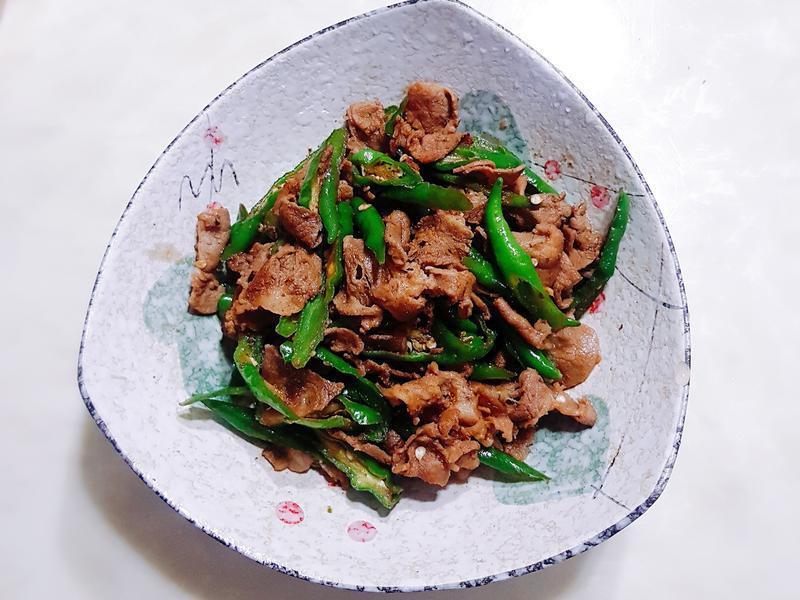 外省下飯菜 青龍爆肉