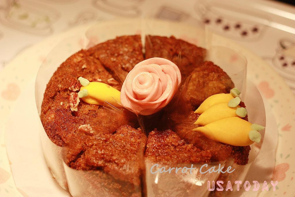 【學人精甜牙齒】秘密武器之不乾澀胡蘿蔔蛋糕 Cheesecake Factory's Carrot Cake