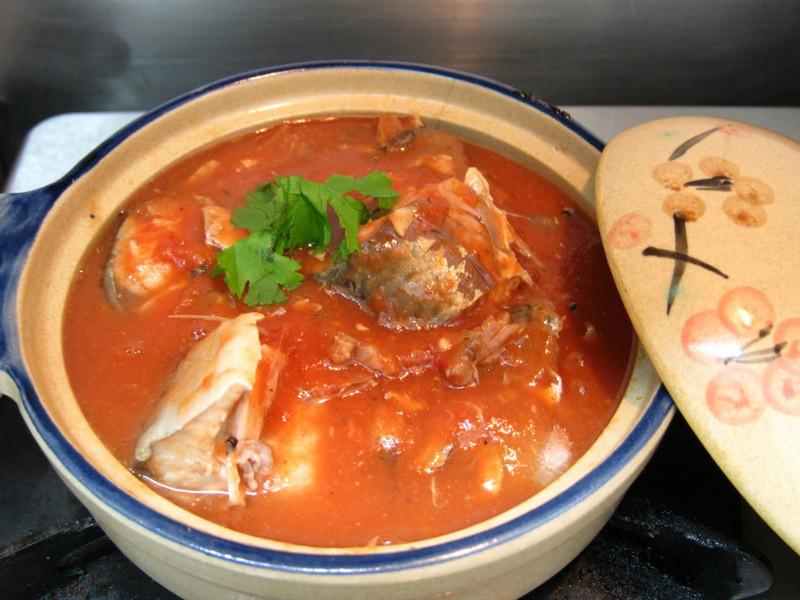 【趁熱品嚐】茄汁鯖魚