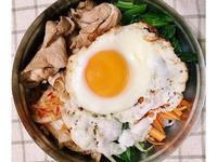 增肌減脂便當-韓式拌飯