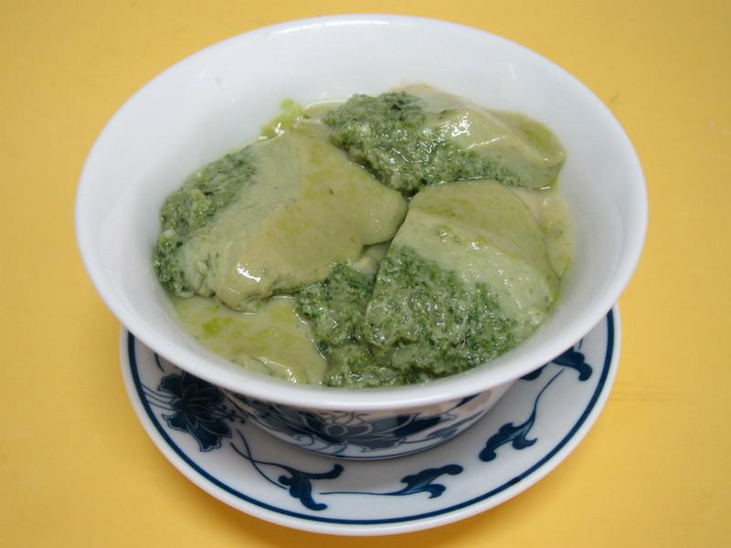 蔬菜茶碗蒸(一歲餐點)