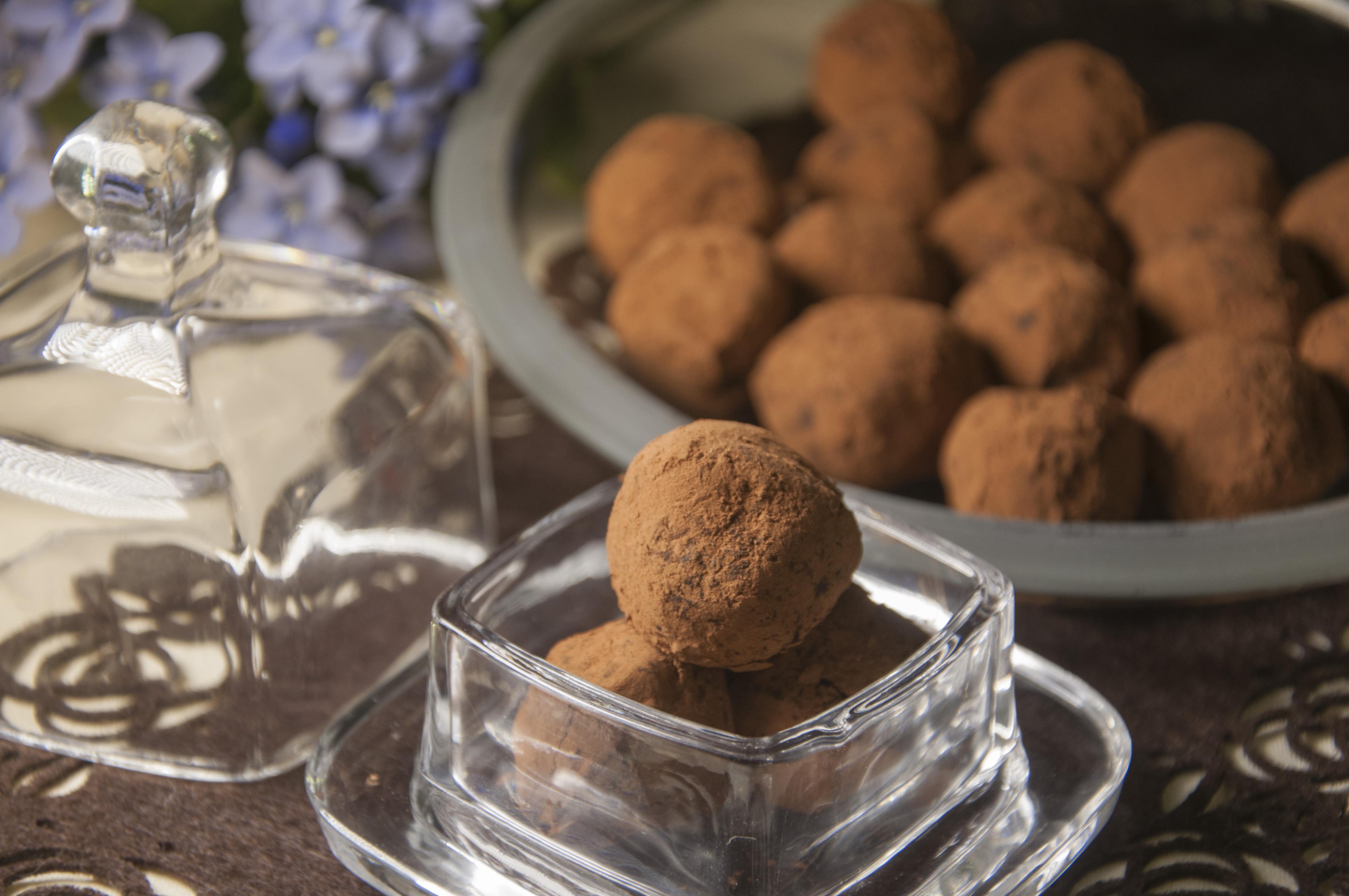 松露巧克力-電影美食端上桌