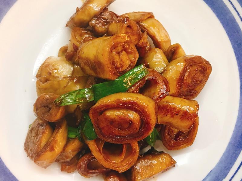 お弁当-190102-醬炒麵腸