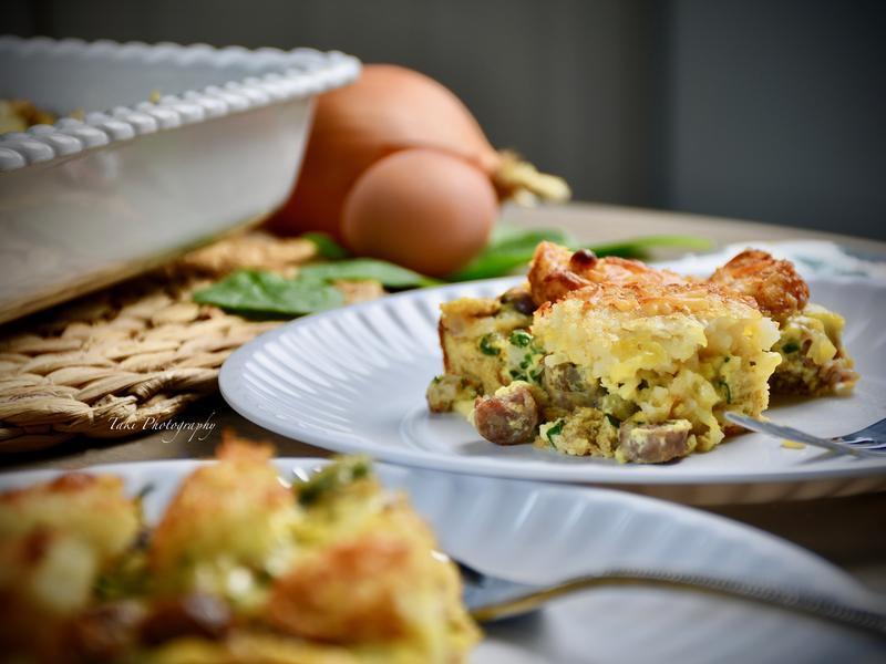 美式家庭料理Casserole輕鬆上手!