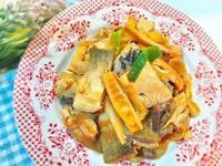醬燒桂竹筍虱目魚