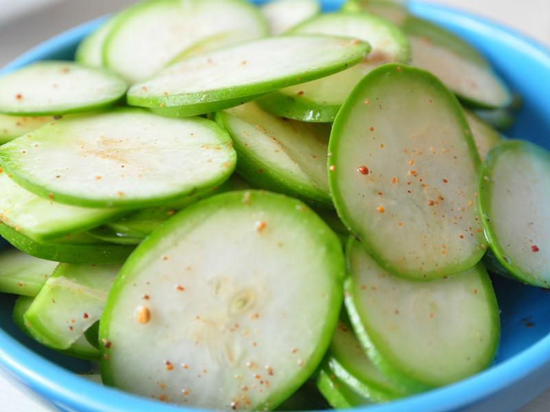 梅粉醃橄欖