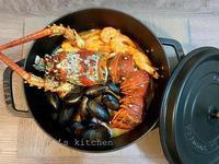 日式龍蝦燉飯