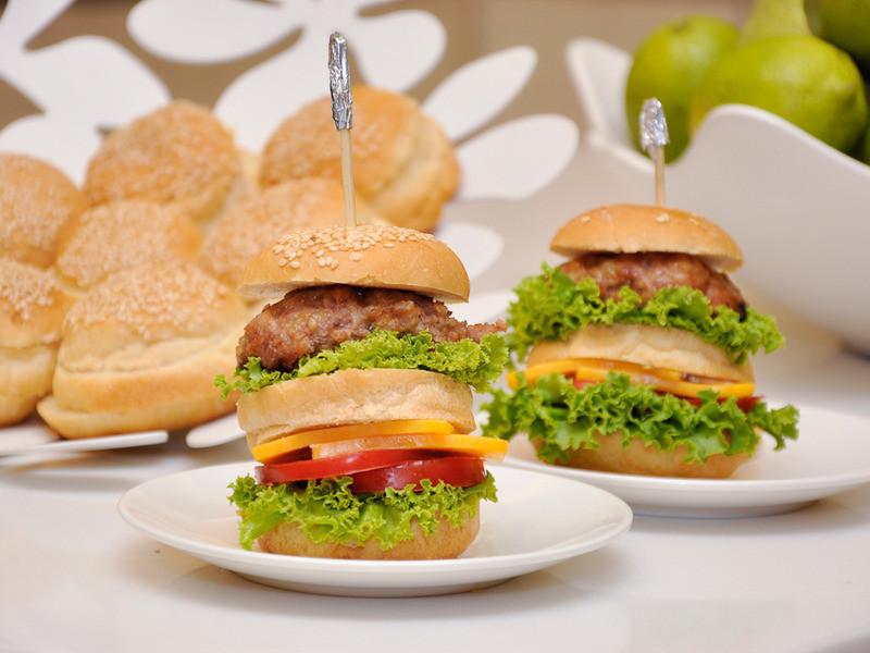 超可愛迷你漢堡 Petite Burgers!