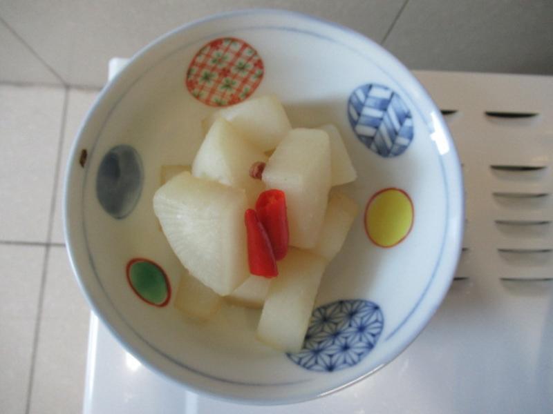 八角香白蘿蔔