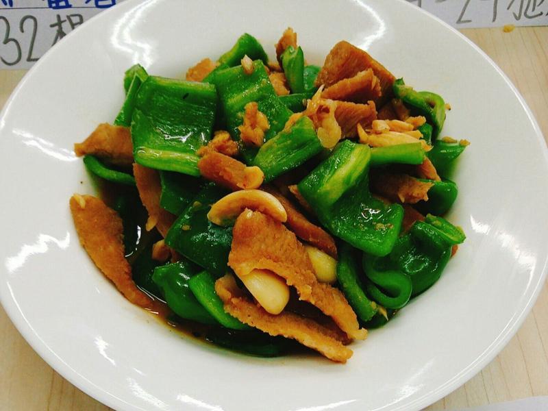 青椒炒松阪肉