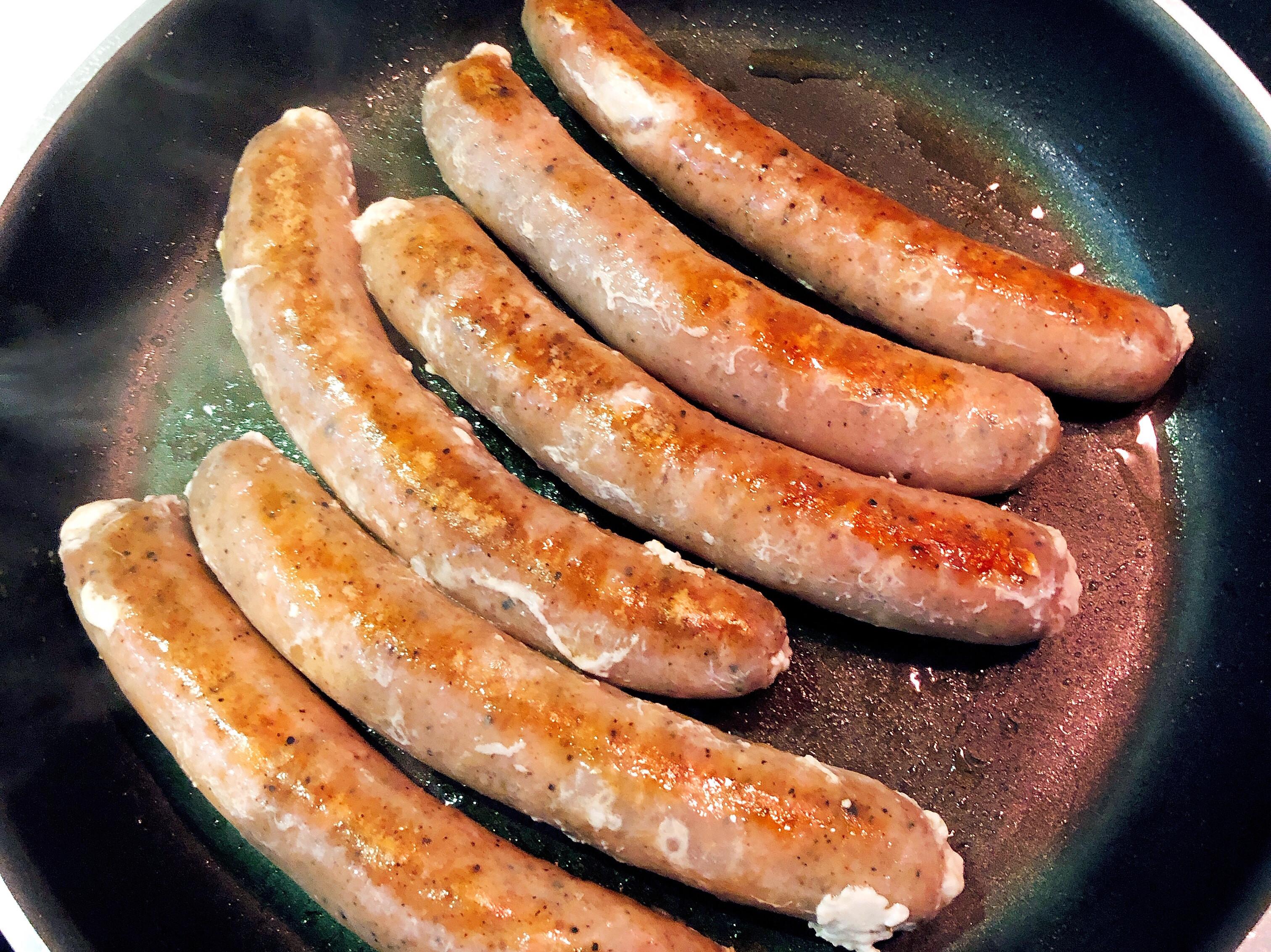 義式香腸-20分鐘不油膩上桌