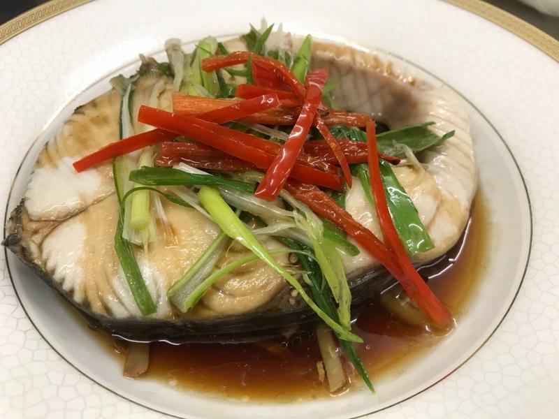 港式蒸土魠魚
