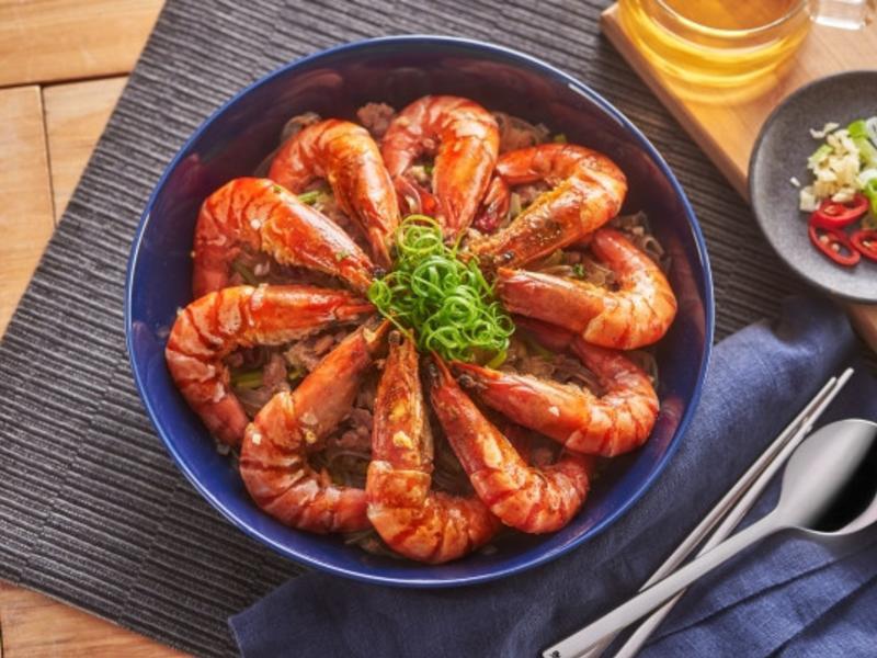WMF一品花雕蝦粉絲煲_耐磨不沾平煎鍋