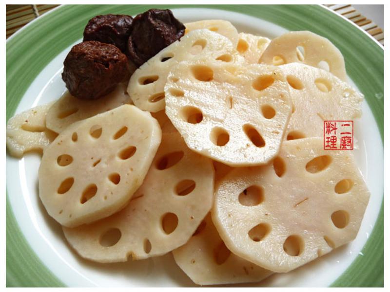 《二廚料理涼拌》梅漬蓮藕(157.5大卡)