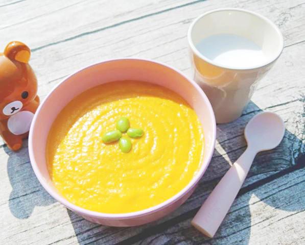 奶香洋蔥南瓜濃湯