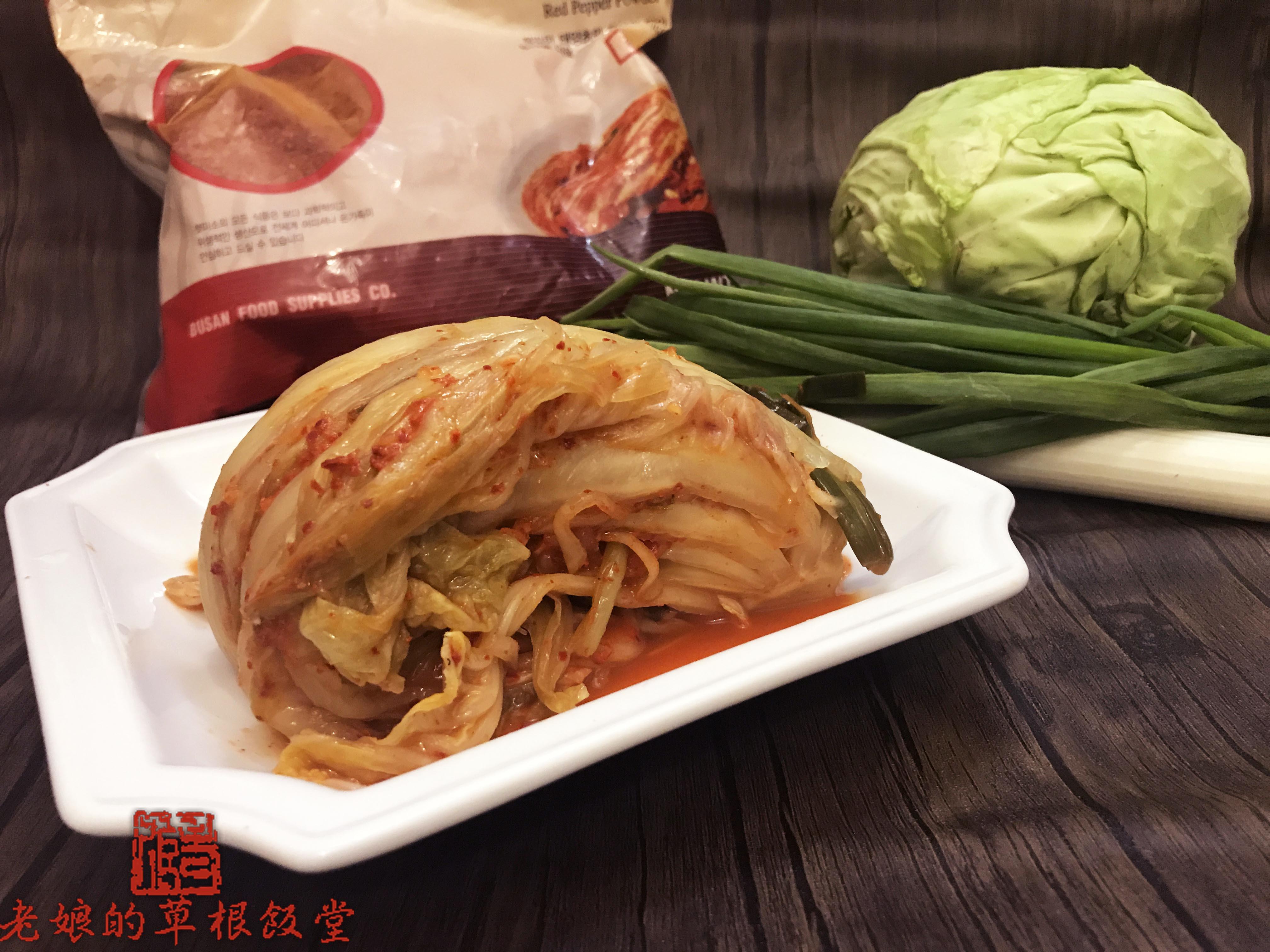 【影片】韓國泡菜【老娘的草根飯堂】