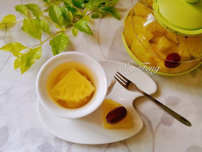 紅棗鳳梨茶