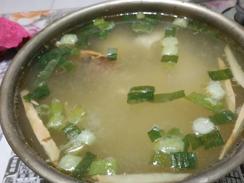 味噌豆腐龍蝦尾湯