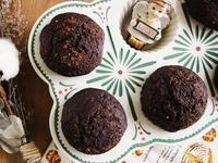【低醣生酮】巧克力肉桂蛋糕