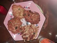 台式蔬菜肉餅