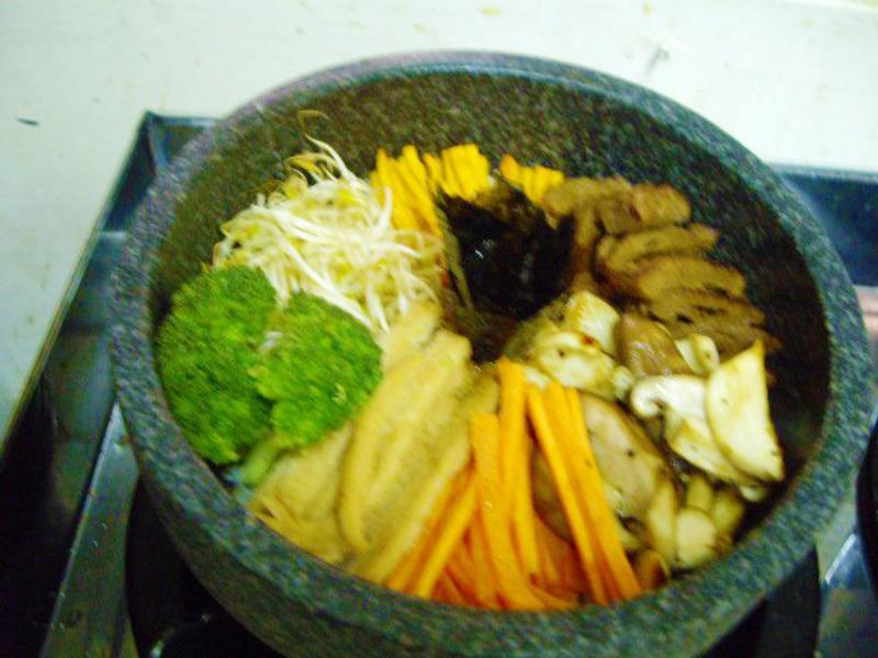 韓式拌飯🥘*萍姊