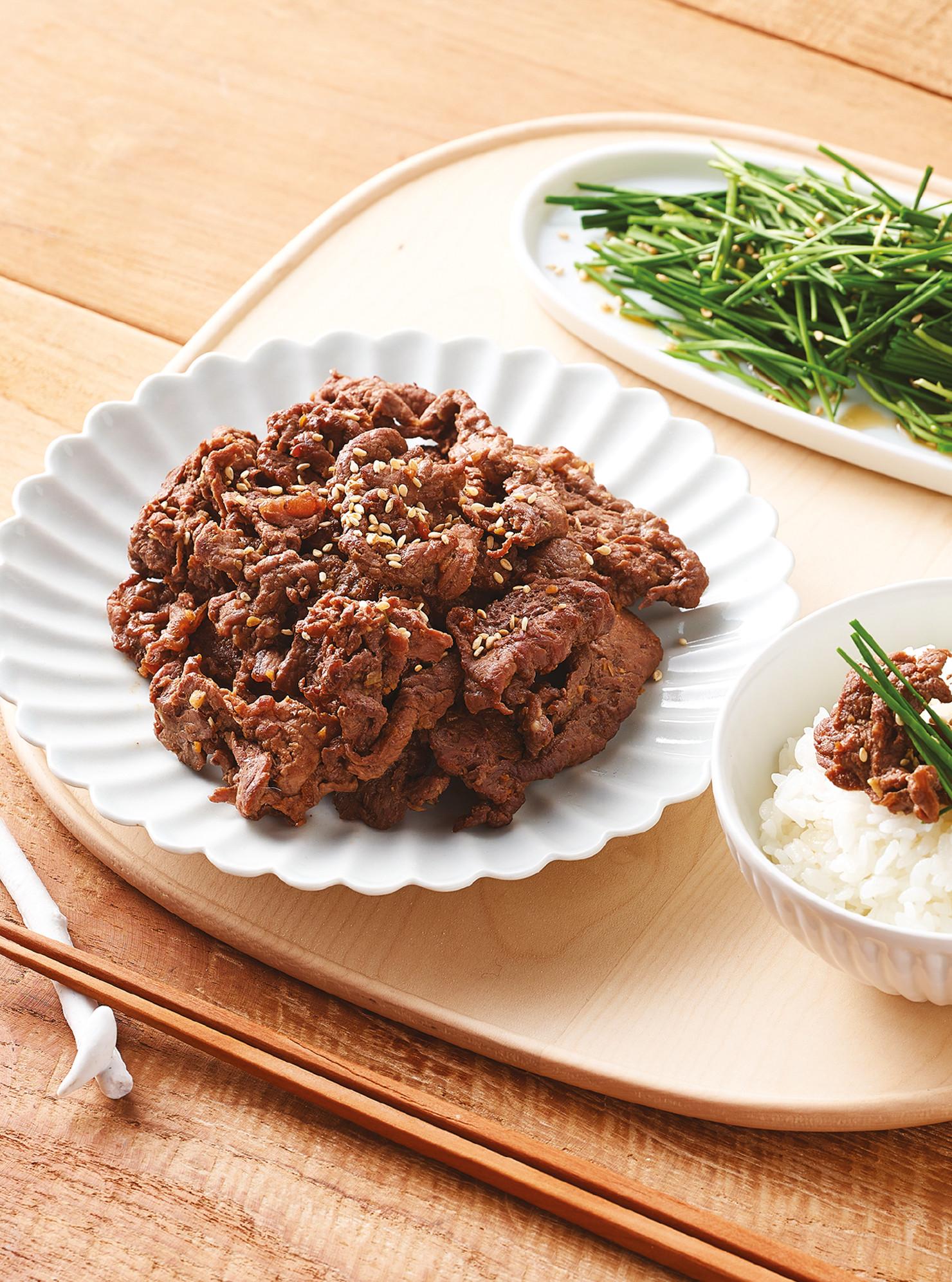 韓式烤牛肉