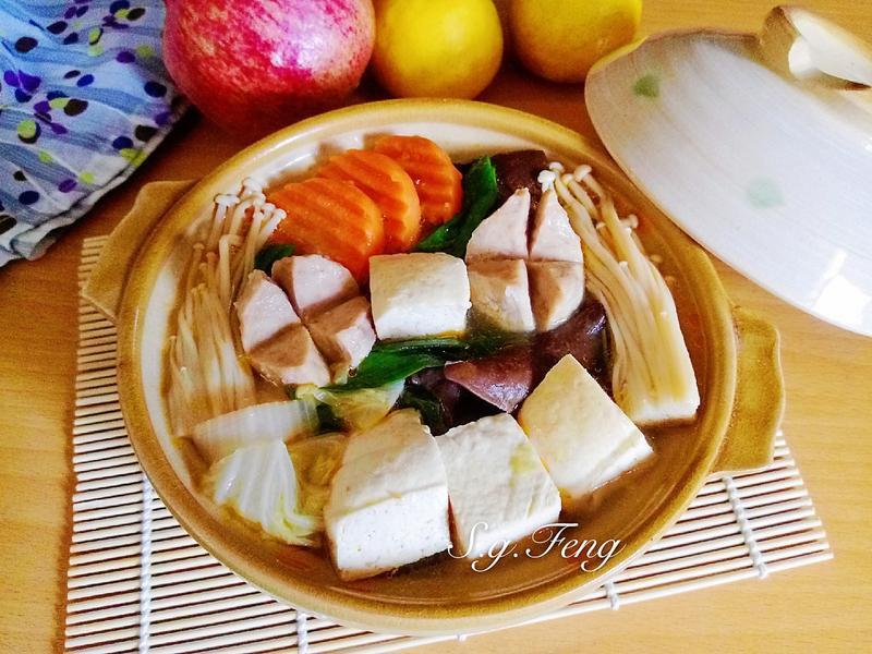 豆腐臭臭鍋