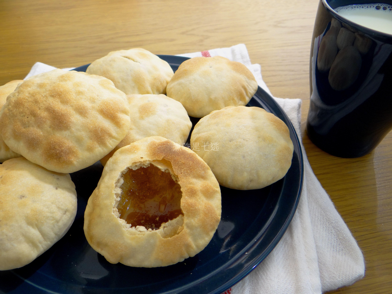 黑糖椪餅(小烤箱)