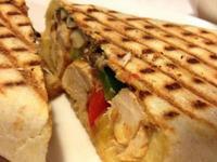 鮪魚鮮蝦磚餅