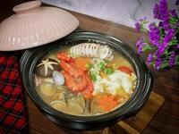 【四方鮮乳】番茄起司海鮮鍋