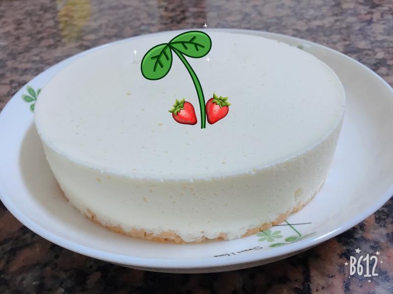 白雪淡乳酪蛋糕