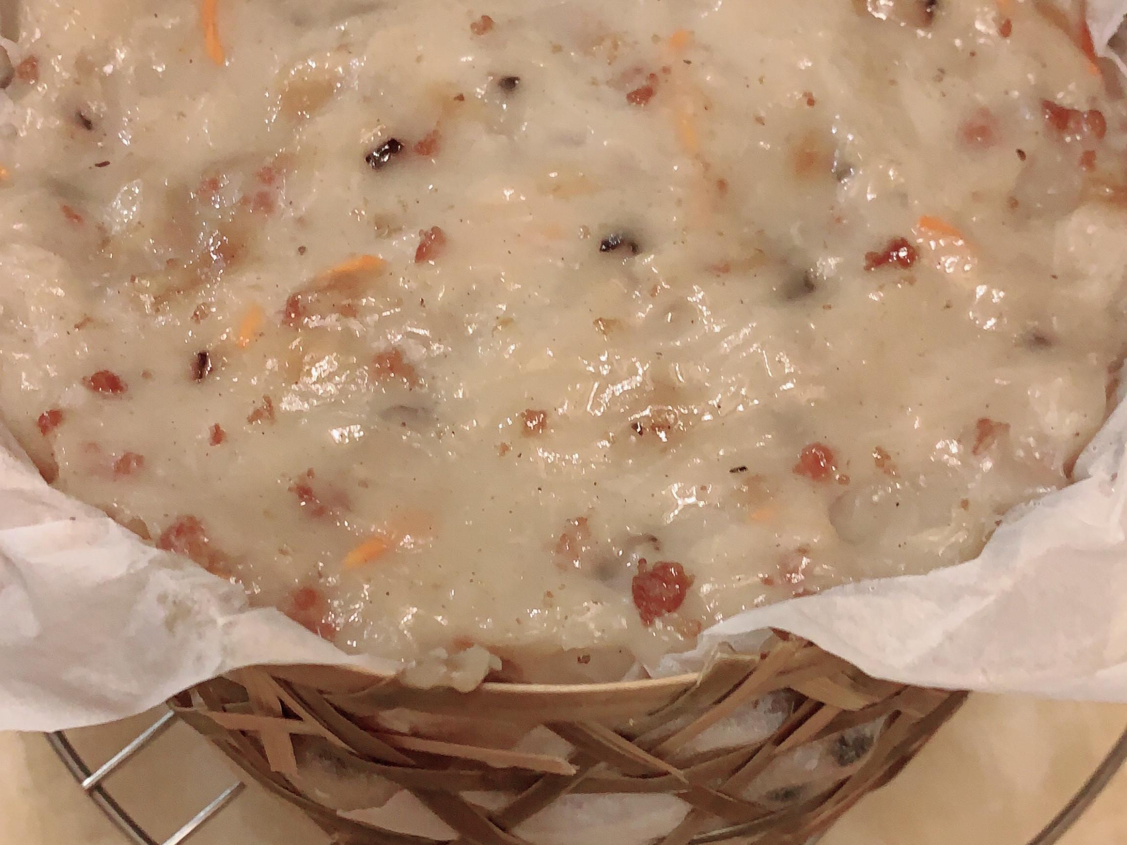 簡易版電鍋香菇肉燥蘿蔔糕