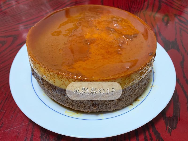 布丁巧克力乳酪蛋糕