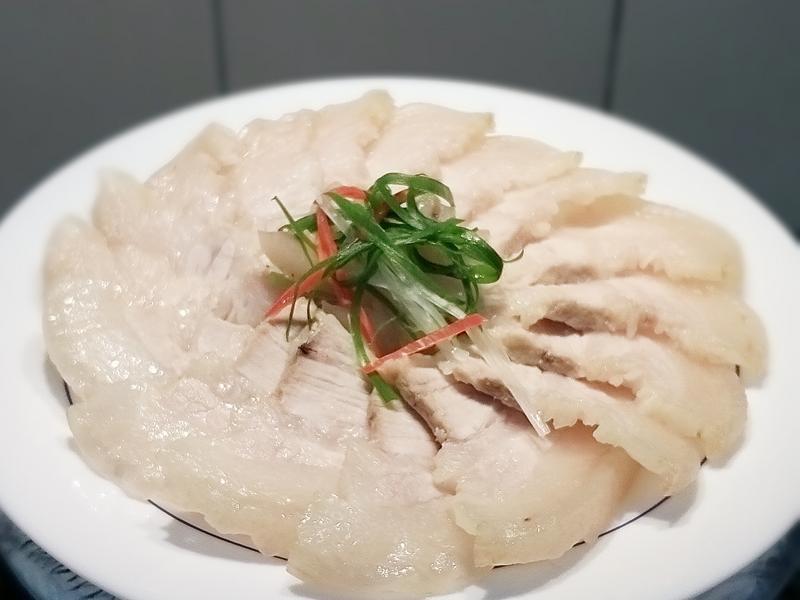 【蒜泥白肉】小火浸泡法……超簡單年菜